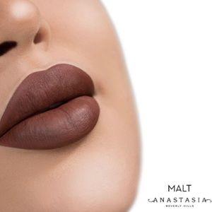 Anastasia Beverly Hills liquid lipstick Malt